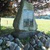Ryžovna - pomník obětem 1. světové války | obnovený pomník padlým v Ryžovně - červen 2017