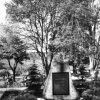 Ryžovna - pomník obětem 1. světové války | památník osvobození v Horní Blatné koncem 20. století