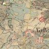 Nadlesí - kaple Panny Marie | kaple Panny Marie na bývalém rozcestí u Nadlesí na mapě 3. vojenského františko-josefského mapování z roku 1878