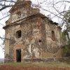 Verušičky - kaple Nejsvětější Trojice   kaple od jihozápadu - listopad 2009