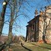 Verušičky - kaple Nejsvětější Trojice   rekonstruovaná kaple Nejsvětější Trojice ve Verušičkách od severozápadu - březen 2017