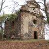 Verušičky - kaple Nejsvětější Trojice   kaple Nejsvětější Trojice - listopad 2009