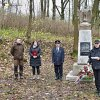 Opatov - pomník obětem 1. světové války | slavnostní znovuodhalení obnoveného pomníku obětem 1. světové války v Opatově dne 11. listopadu 2017