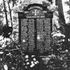 Andělská Hora - pomník obětem 1. světové války