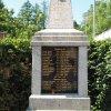 Děpoltovice - pomník obětem 1. světové války