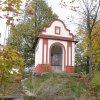 Štědrá - kaple   kaple ve Štědré po rekonstrukci - říjen 2009
