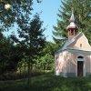 Maroltov - kaple   obecní kaple na návsi uprostřed vsi Maroltov po celkové rekonstrukci - září 2016