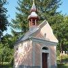 Maroltov - kaple   obnovená kaple v Maroltově - září 2016