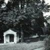 Ostrov - kaple sv. Jana Nepomuckého | kaple sv. Jana Nepomuckého v době před rokem 1945