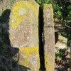 Protivec - smírčí kříž | instalace kamenů v Protivci - duben 2011