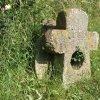 Protivec - smírčí kříž | tzv. Mlýnský smírčí kříž na východním okraji vsi Protivec - červenec 2015
