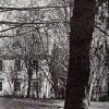 Albeřice (Hradiště) - zámek | zámecká budova na historické fotografii G.Trägera