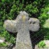 Radošov - smírčí kříž | smírčí kříž v Radošově - květen 2009