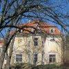 Sedlec - zámek | přistavěné křídlo od jihu - duben 2011
