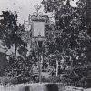Maroltov - železný kříž   železný kříž v Maroltově v roce 1913