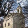 Jáchymov - kaple sv. Anny | kaple sv. Anny od jihovýchodu - duben 2010