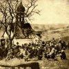 Nové Hamry - kaple | slavnostní svěcení a zavěšování zvonů dne 14. května 1922