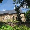 Štoutov - kostel Všech svatých | jižní průčelí kostela - červen 2010