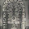Ostrov - kaple Panny Marie Einsiedelnské   interiér kaple v době před rokem 1945