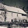 Dlouhá (Langgrün) | dům čp. 99 zvaný Unterer Schuldes před rokem 1945