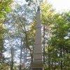 Karlovy Vary - Findlaterův obelisk   Findlaterův obelisk - říjen 2011