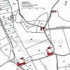 Kottershof (Kottershof) | katastrální mapa osady Kottershof z roku 1945