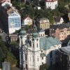 Karlovy Vary - kostel sv. Máří Magdalény |