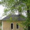 Nová Kyselka - kaple | jihozápadní průčelí kaple - květen 2010