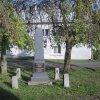 Údrč - pomník obětem 1. světové války | pomník obětem 1. světové války v Údrči - říjen 2010