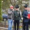 Radošov - pomník obětem 1. světové války | slavnostní odhalení obnoveného pomníku obětem 1. světové války v Radošově dne 27. října 2018; zdroj: FB Obec Kyselka