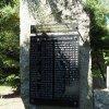 Fojtov - pomník obětem 1. světové války | přední strana pomníku padlým - červen 2017