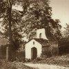Božičany - kaple sv. Michaela | rozšířená kaple sv. Michaela v době kolem roku 1900
