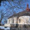 Chlum - kostel sv. Jiljí   zchátralý kostel sv. Jiljí ve vsi Chlum od jihovýchodu - únor 2011