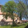 Močidlec - kostel sv. Jakuba Většího | jižní průčelí kostela sv. Jakuba Většího - duben 2012