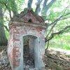 Valeč - Hoppova kaple | vstupní průčelí Hoppovy kaple - září 2013