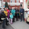 Ostrov - kaple sv. Anny a sv. Kryštofa | slavnostní požehnání obnovené kaple sv. Anny a sv. Kryštofa v Ostrově dne 26. dubna 2019