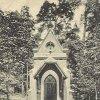 Karlovy Vary - kaple Ecce homo   kaple Ecce homo patrně roku 1905