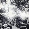 Karlovy Vary - Keglewiczův kříž   Keglewiczův kříž v roce 1901