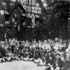 Březová - Střelecký mlýn | setkání německého vlasteneckého spolku Egerländer Gmoi ve Střeleckém mlýně ve dvacátých letech 20. století