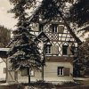 Březová - Střelecký mlýn | bývalý Střelecký mlýn na fotografii z roku 1954
