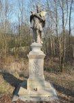 Stružná - socha sv. Jana Nepomuckého | Stružná - socha sv. Jana Nepomuckého