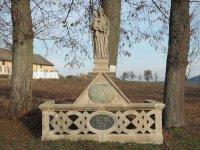 Semtěš - socha Panny Marie | Semtěš - socha Panny Marie