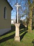 Týniště - železný kříž  