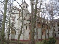 Cheb - kostel Nalezení sv. Kříže |