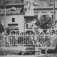 Bochov - pomník Josefa II.