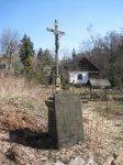 Horní Tašovice - Glosský kříž |