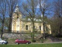 Andělská Hora - kostel sv. Michaela Archanděla  