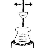 Bochov - železný kříž