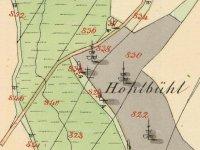 Dlouhá Lomnice - Hillitzerův kříž | Dlouhá Lomnice - Hillitzerův kříž
