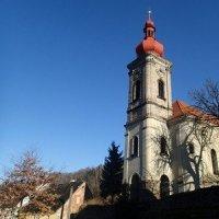 Bečov nad Teplou - kostel sv. Jiří